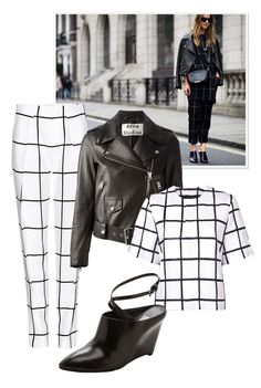Street-Style Inspo: Pattern Recognition in London - Gallery - Style.com