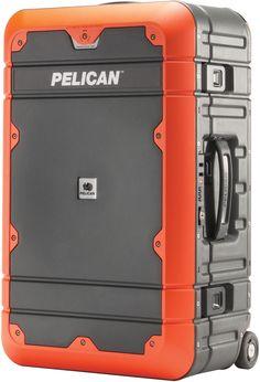 pelican peli products EL22 orange best tough carryon luggage suitcase