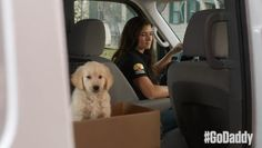 Danica Patrick Twitter 2015 | GoDaddy Pulls Super Bowl Ad Featuring Danica Patrick Amid Puppy Mill ...