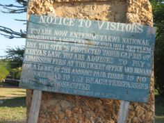 About the Takwa Ruins. A message to newly arriving visitors. Phrase Meaning, Kenya, Jamaica, Four Square, Beautiful Places, Messages, Island, Negril Jamaica