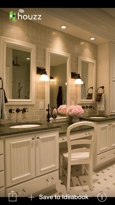 Vanities and dressing table ❤️