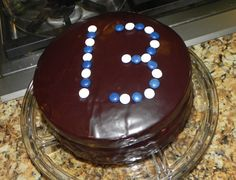 York Peppermint Pattie Cake!