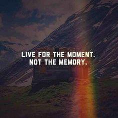 viva o momento