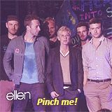 haha cheeky Chris lol! (gif)// this dude, I cannot