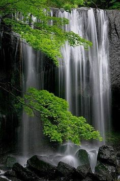 15+ Beautiful & Pure Nature Waterfalls  Isn't God Amazing! love this because inspires me to want to go further and see all these amazing wonders in person one day!