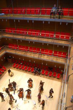 Isabella Stewart Gardner Museum, Concert Hall, Boston [Renzo Piano]