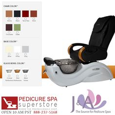 888-237-5168 Looking for that 1 Pedicure Chair that Will Run Forever with a Glass Bowl? Choose the CLEO GX for Your Next Workhorse Pedi Spa. http://www.pedicurespasuperstore.com/pedicure-spas/ja-pedicure-spa/cleo-gx-spa-pedicure-chairs-wholesale.html #cleogxpedicurespa #cleogxpedicurechairs #pedicurebenches #spachair #spachairs #cleogx #janda #pedicurechairs 888.237.5168 10AM - 4PM PST Pedicure Spa Superstore www.PedicureSpaSuperstore.com