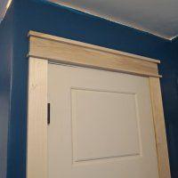 craftsman style door moldings
