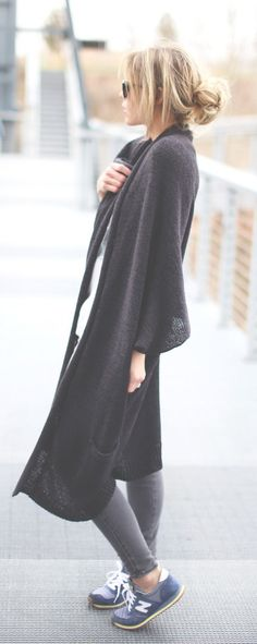 Mary Seng shows us how to style a long cardigan. This one is from Calypso St. Barth.