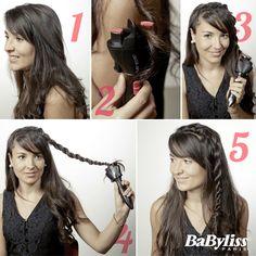 Ci vuole di più a dirlo che a farlo. Con Twist Secret bastano pochi semplici step per realizzare fantastiche trecce e twist per rendere unica la vostra acconciatura. www.twistsecret-babyliss.it #trecce #treccia #twistsecret #babyliss #diy #tutorial #hairstyle #faidate #hairstyles #braid #braids #braidstyle