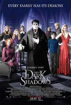 Can't decide whether this is going to be brilliant or horrible...I stopped trusting Tim Burton a long time ago.