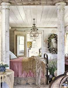 Kinda really loving this bedroom!