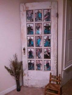 Cadre porte