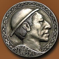 Italy Pictures, Hobo Nickel, Coin Art, Art Forms, Sculpture Art, Art Reference, Buffalo, Coins, Miniatures