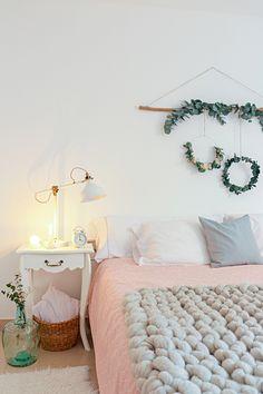 Boho Deco Chic: MY NORDIC STYLE: Mi dormitorio HYGGE