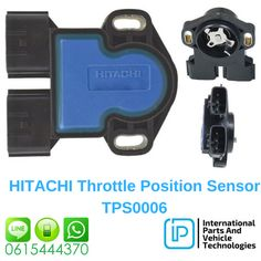 HITACHI Throttle Position Sensor SERA486-07 SERA486-08 8971631640 Isuzu Nissan Mitsubishi. International Parts & Vehicle Technologies WhatsApp: 061 5444 370 1802-306611 22620-4P202 22620 4P210 22620 4P21A 802 38017 047 SERA486 07B SERA486-07 SERA 486-08 TPS0006 8971631640 #Instaauto #market #instagood #sougofollow #Deals #nissan #auto #tech #news #RT #FF #tbt #followback #TeamFollowBack #follow #autofollow #hot