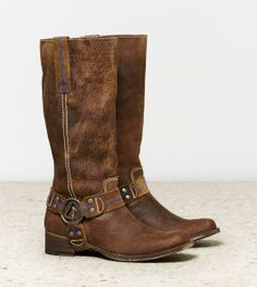 American Eagle Outfitters  Bed Stu Opal Tan Greenland Boot