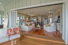2013 Sustainability at Waahila - tropical - living room - hawaii - MOKULUA High Performance Builder