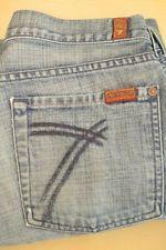 Vintage 7 Seven For All Mankind Dojo blue jeans flare size 28 authentic vtg