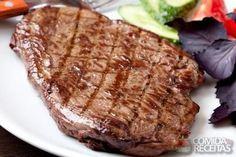 Receita de Contra filé com alho em receitas de carnes, veja essa e outras receitas aqui!