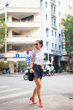 Saigon | Nini's Style