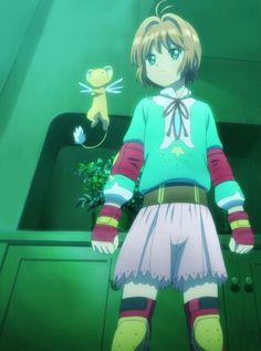 Cardcaptor Sakura Clear Card: Ready to battle!!!