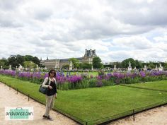 Paris Travel Tips- how to get there, what to do, how to get around, where to stay, and more!  PARIS JARDIN DES TUILERIES on andivance,com