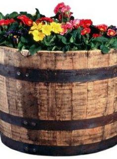 Half Barrels  price $30
