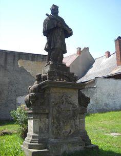 Socha v Parku - Jablonné v Podještědí - Česko