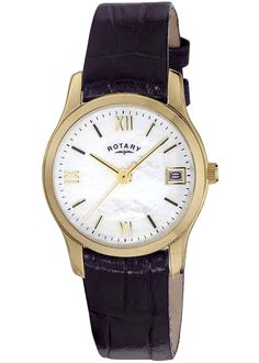 0132886c886 Rotary Ladies Gold Plated Watch
