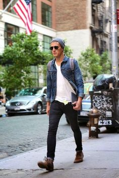 Men's Casual Inspiration #4 | MenStyle1- Men's Style Blog