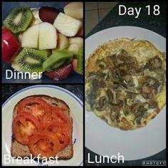 Dag 18 28 Dae Dieet, Dieet Plan, 28 Days, Afrikaans, Eating Plans, Diabetes, Recipies, Healthy Living, Clean Eating