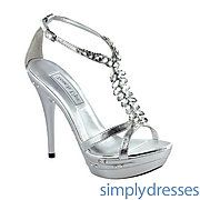 Shop for designer dress shoes at Simply Dresses. Sexy high heels for prom, formal designer dress shoes, bridal shoes and high heels for bridesmaids. High Heels For Prom, Prom Heels, Wedding Heels, Sexy High Heels, Platform Bridal Shoes, Homecoming Shoes, Pageant Shoes, Designer Dress Shoes, Special Occasion Shoes