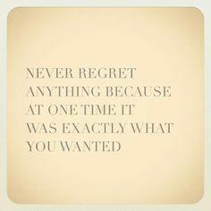 Never...ever...