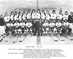The AHL 1972-73 Champions The Hershey Bears