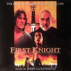 Jerry Goldsmith - First Knight (Der Ritter) - Ldt. Jerry Goldsmith, First Knight, Scores, Soundtrack, The Originals, Movie Posters, Pictures, Photos, Film Poster