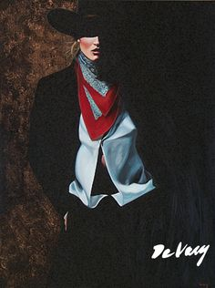 """Here is another stunning painting with dark, rich colors by western artist David DeVary. The title of this piece is """"Boloney is Baloney, No Matter How Thin you Slice It!""""  For more info, please check out: http://DavidDeVary.com 970-576-9694"""
