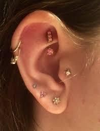 Cute Ear Piercings Ideas to Try This Summer