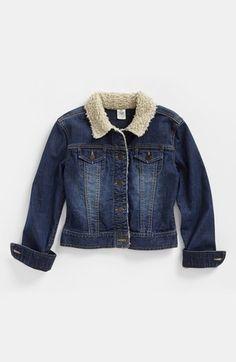 Tucker + Tate Denim Jacket (Little Girls & Big Girls) | Nordstrom
