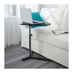 SVARTÅSEN Laptop stand, black black 23 5/8x19 5/8