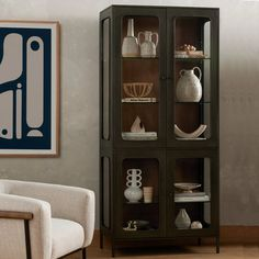 Franz Cabinet Solar Chandelier, Classic Cabinets, Tufted Sofa, Iron Doors, Furniture Sale, Wood Veneer, China Cabinet, Tall Cabinet Storage, Mango
