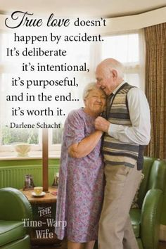 I see old couples and envy what they have. And they get to enjoy growing old together in each others arm. All You Need Is Love, Love Of My Life, Just In Case, Just For You, My Love, My First Love, Love Is A Choice, Cute Old Couples, Older Couples