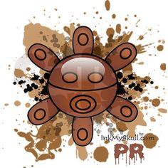 Taino Indian Symbol ~ Puerto Rico