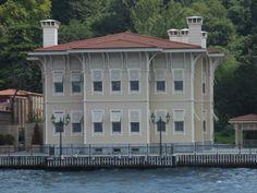 Houses of Bosphorus.