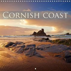Discover the diversity of the beautiful coastlines, landscapes and wildlife of the North Coast of Cornwall. The magic colours of sunset and the power of tides are incredibly mesmerizing. Enjoy the fantastic views of Cornwall`s lovely nature. Cornish Coast, North Coast, Monument Valley, Wildlife, Sunset, Landscape, Water, Travel, Outdoor