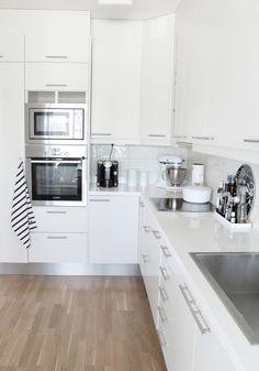 Ett liten titt i vårt kök! | Starwoman