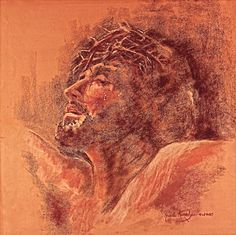 Jesus Christ, crucified, son of God, redeemer, messiah, forgiver, risen, lamb of God, blood of Christ, body of Christ