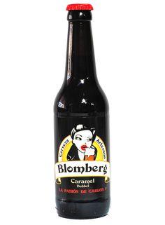 Blomberg Caramel: Abbey Dubbel con miel del Bierzo