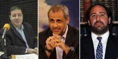 Jorge Rial y Fabián Doman comparten el mismo abogado para tramitar sus divorcios http://www.ratingcero.com/c104228