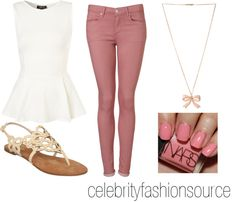 first day of school outfits high school | Classy First Day of School Outfit INSPIRED BY ELEANOR CALDER, VICTORIA ...